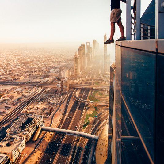 Dubai 2 by Jacob Riglin