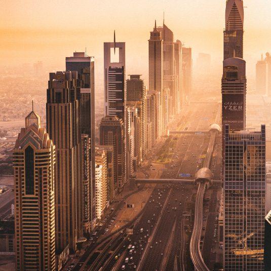 Dubai 4 by Jacob Riglin