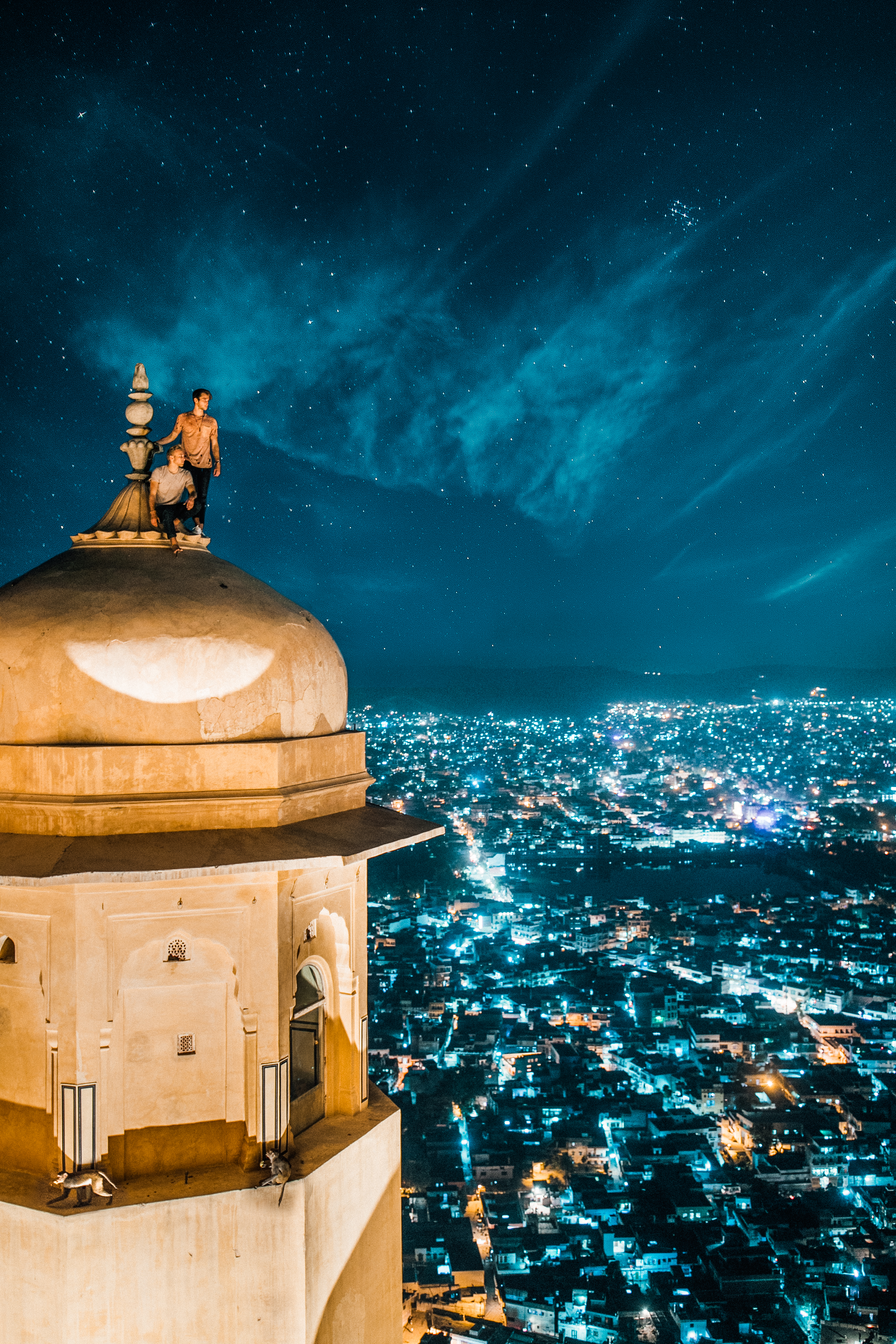 India by Jacob Riglin