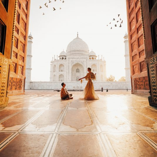 India 2 by Jacob Riglin