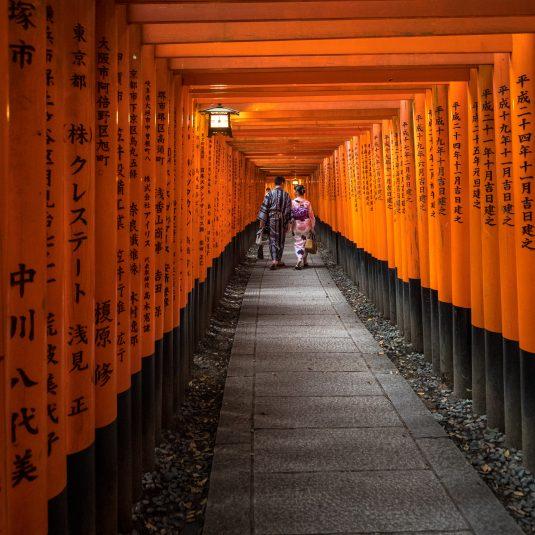 Japan by Jacob Riglin