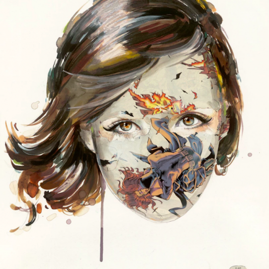 La Cage Immunisee a Ses Charmes by Sandra Chevrier