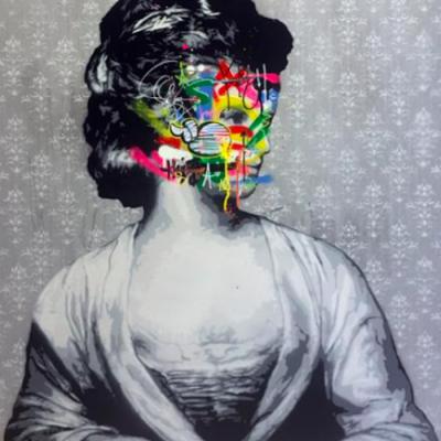 Woman #2 by Martin Whatson