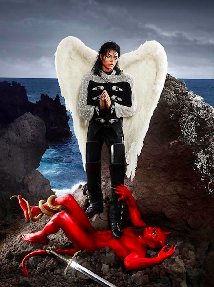 The Beautification by David LaChapelle