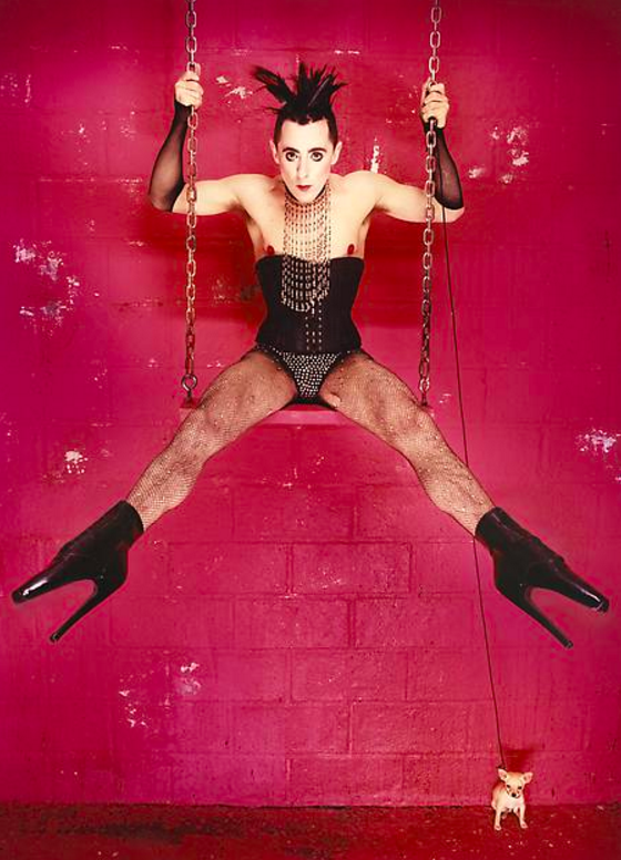 Alan Cumming by David LaChapelle