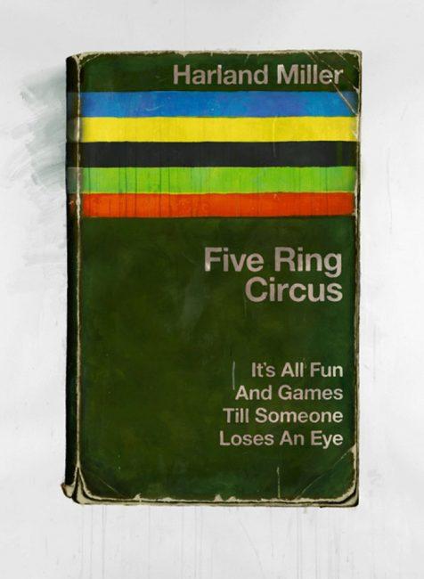 Penguin Books by Harland Miller, Penguin Books by Harland Miller