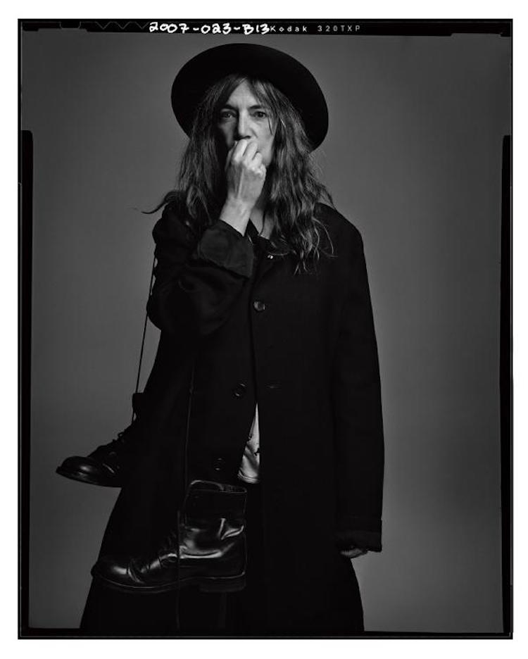 Patti Smith, New York, NY, 2007