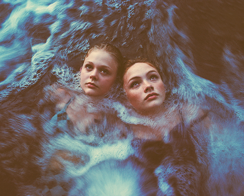 Into the Water by Tyler Shields