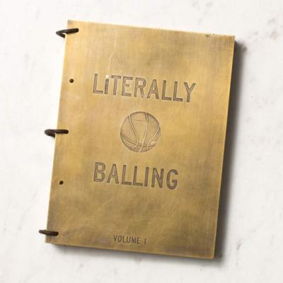 "Literally Balling 'Zine ""Volume 1"""