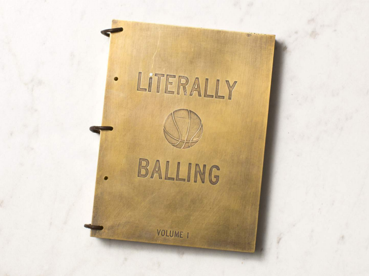 "Literally Balling 'Zine ""Volume 1"""