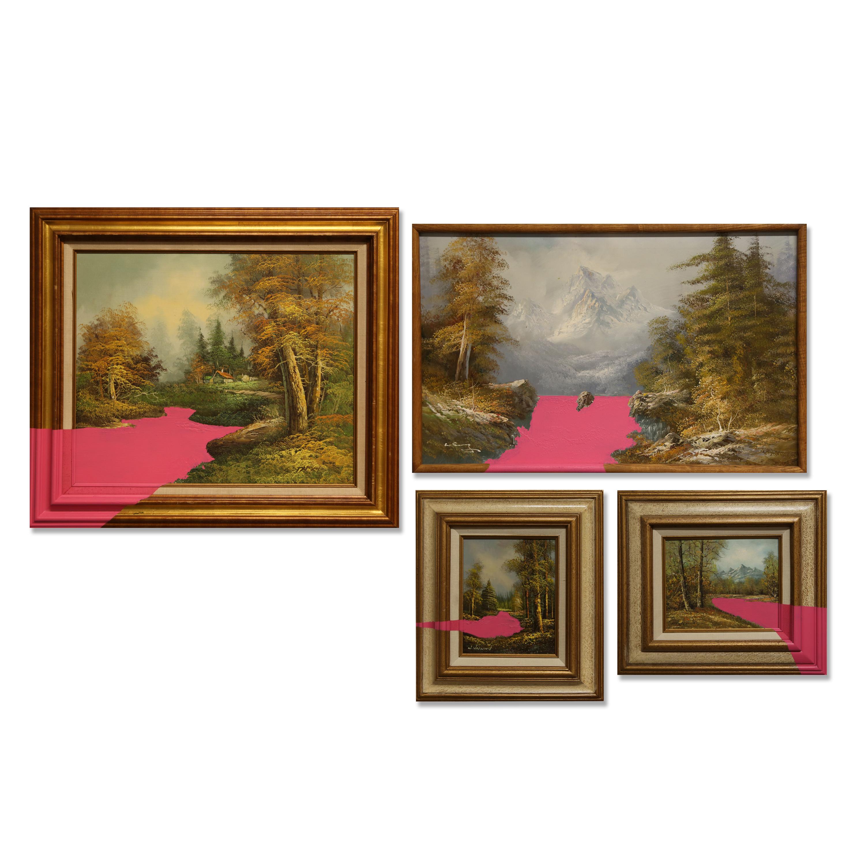 Pink Rivers Series