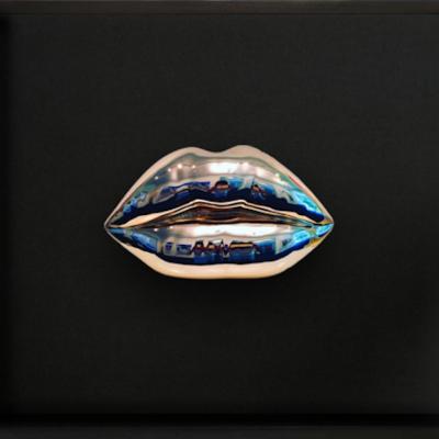 Cleopatra's Lips, 24 Carat Gilded, Niclas Castello