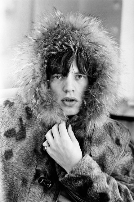 Mick's Parka by Terry O'Neill