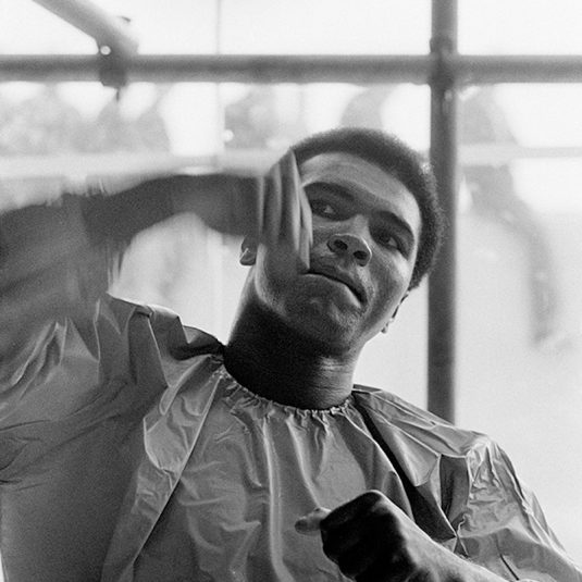 Muhammad Ali by Terry O'Neill