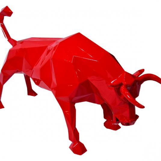 Bull by Richard Orlinski