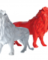 Lion by Richard Orlinski