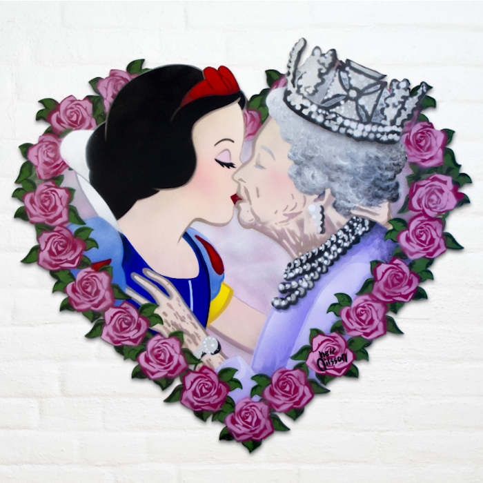 The Kiss by Herr Nilsson