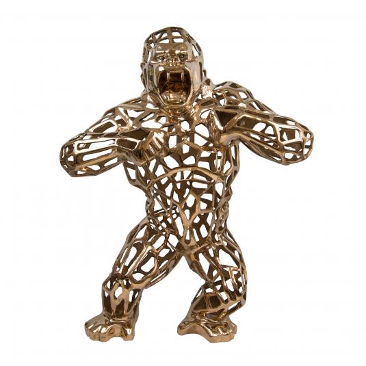 Wild Kong by Richard Orlinski