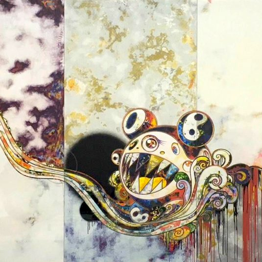 Mr. DOB by Takashi Murakami