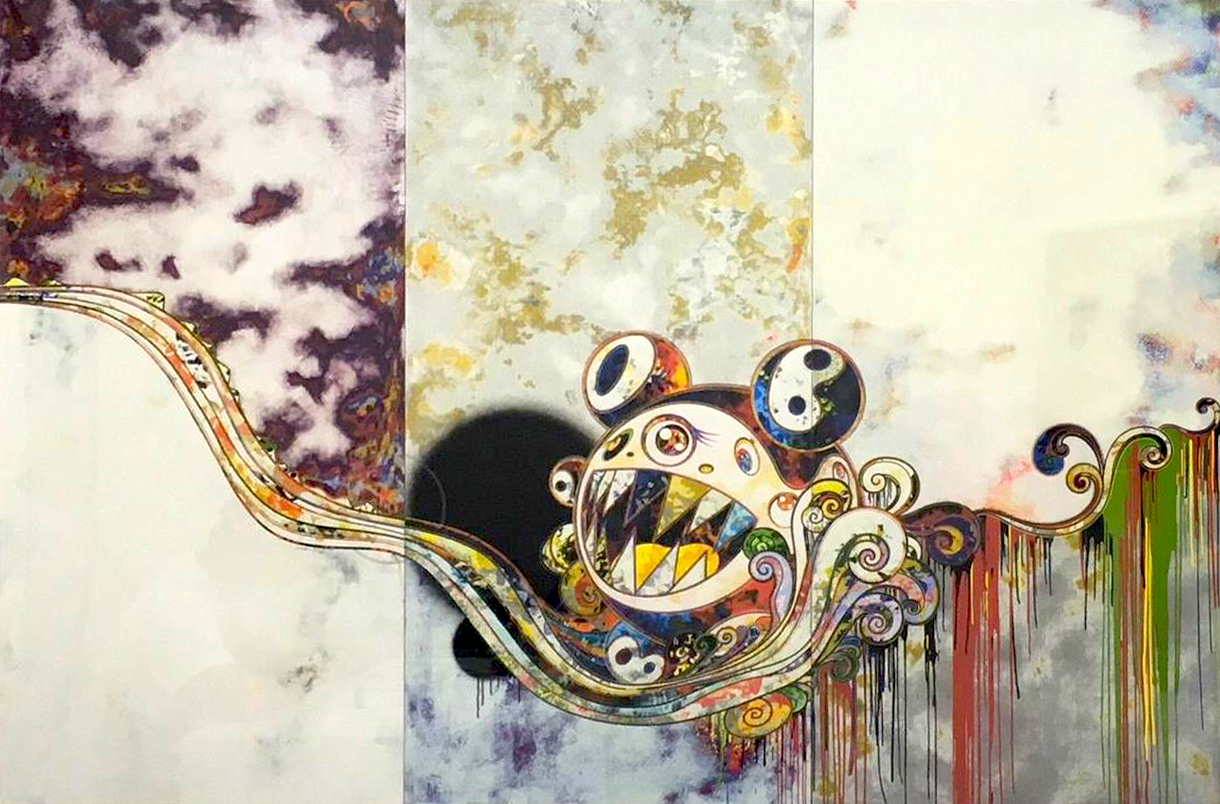 Mr. DOB by Takashi Murakami