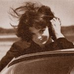 Jackie Kennedy (Atomic Gold & Black) by Russell Young