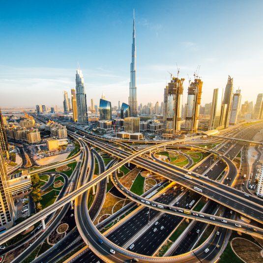 Dubai by Jacob Riglin