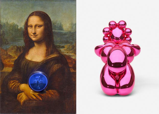 Jeff Koons Art
