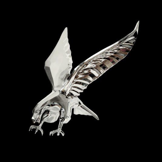 Eagle by Richard Orlinski