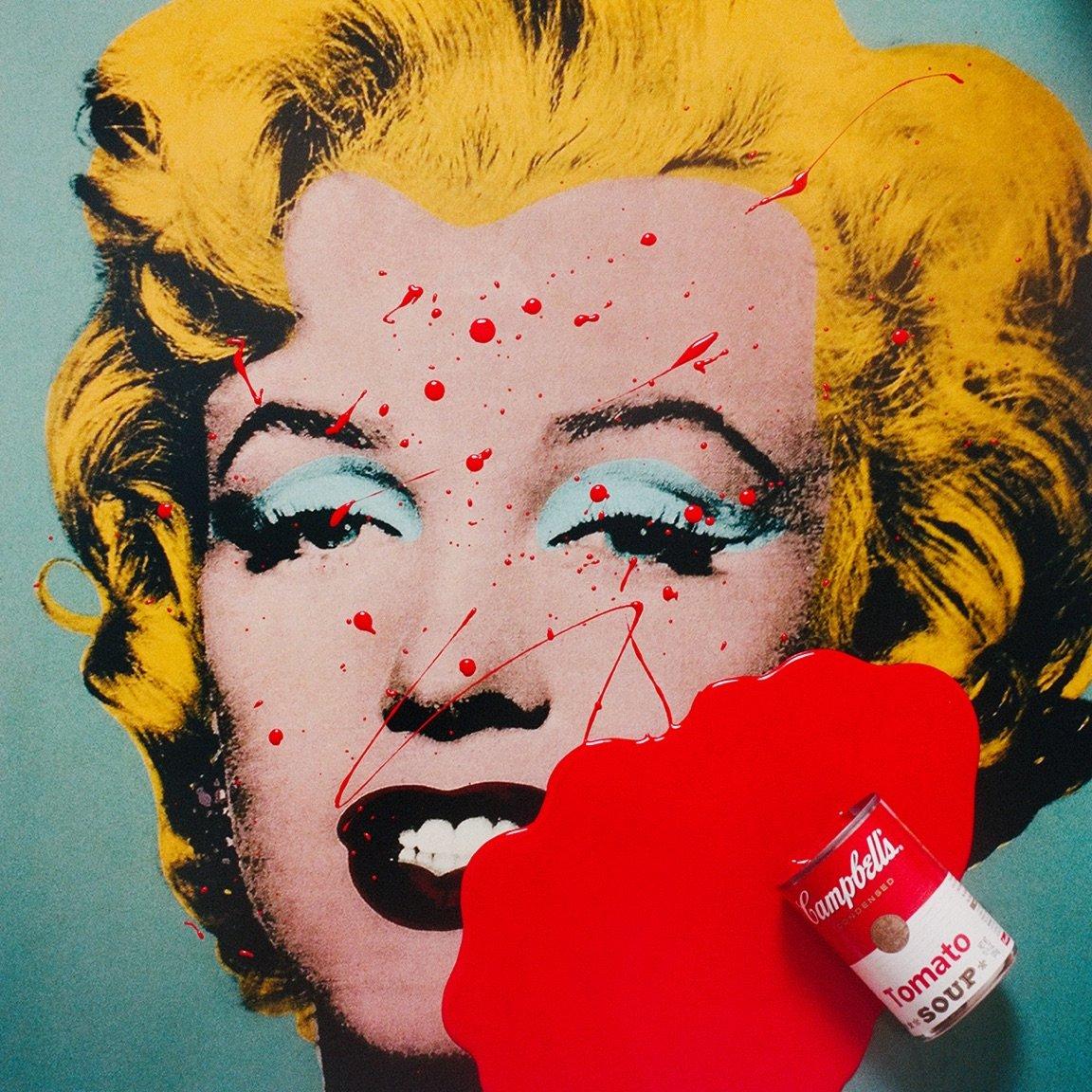Pop Art by Tyler Shields