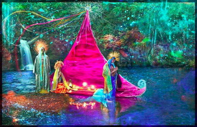 , David LaChapelle's Lost + Found, Part I and Good News, Part II
