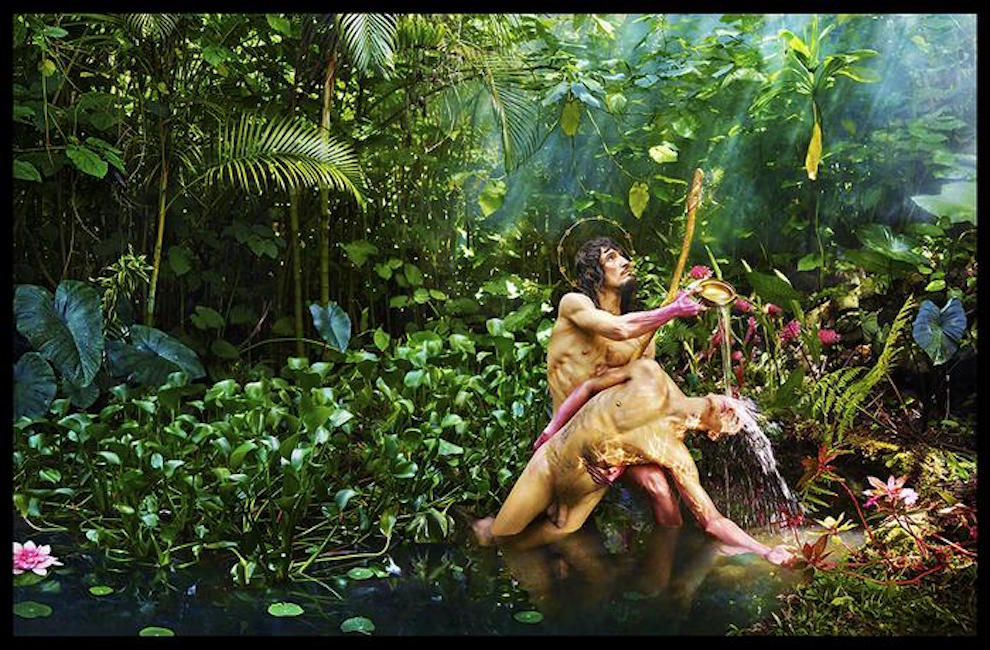 I Will Restore You by David LaChapelle