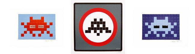 Introducing Street Artist, Invader, Introducing Street Artist, Invader