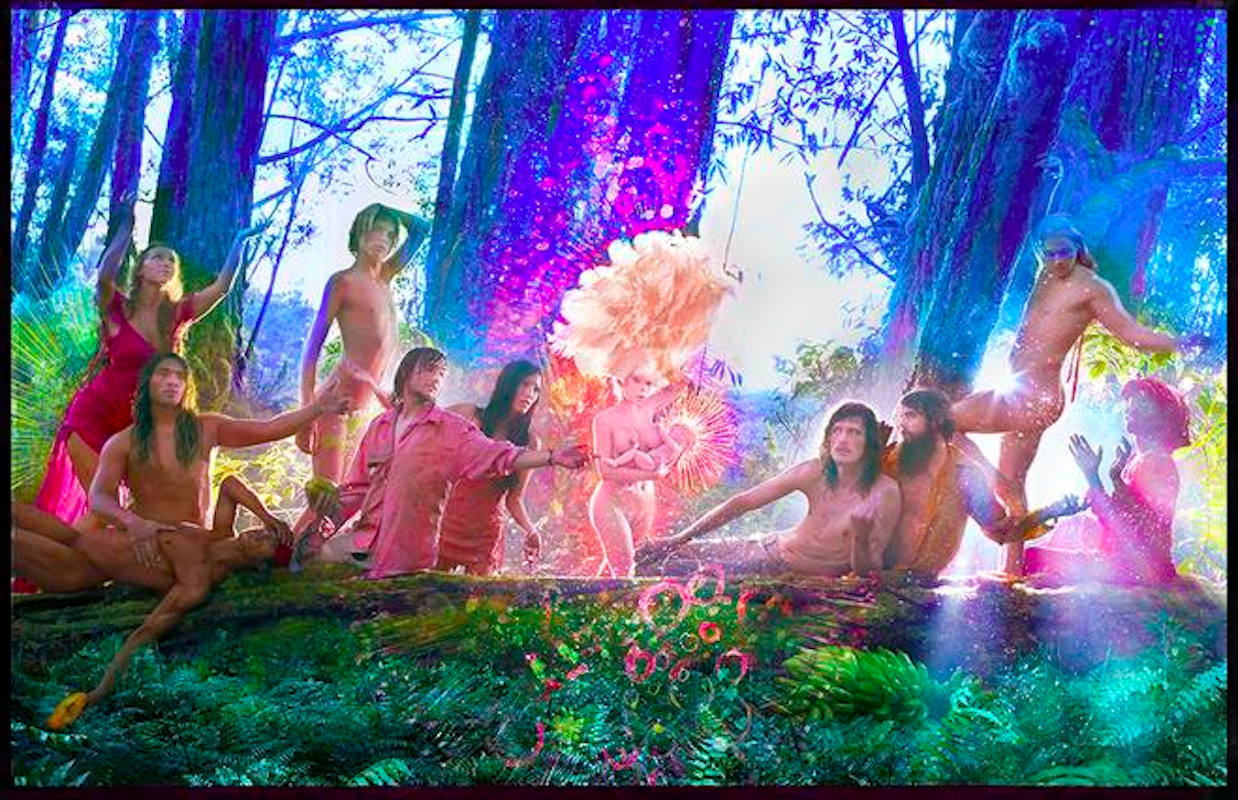The First Supper by David LaChapelle