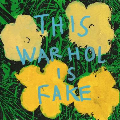 4 Fake Warhols A