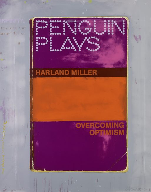 Overcoming Optimism By Harland Miller