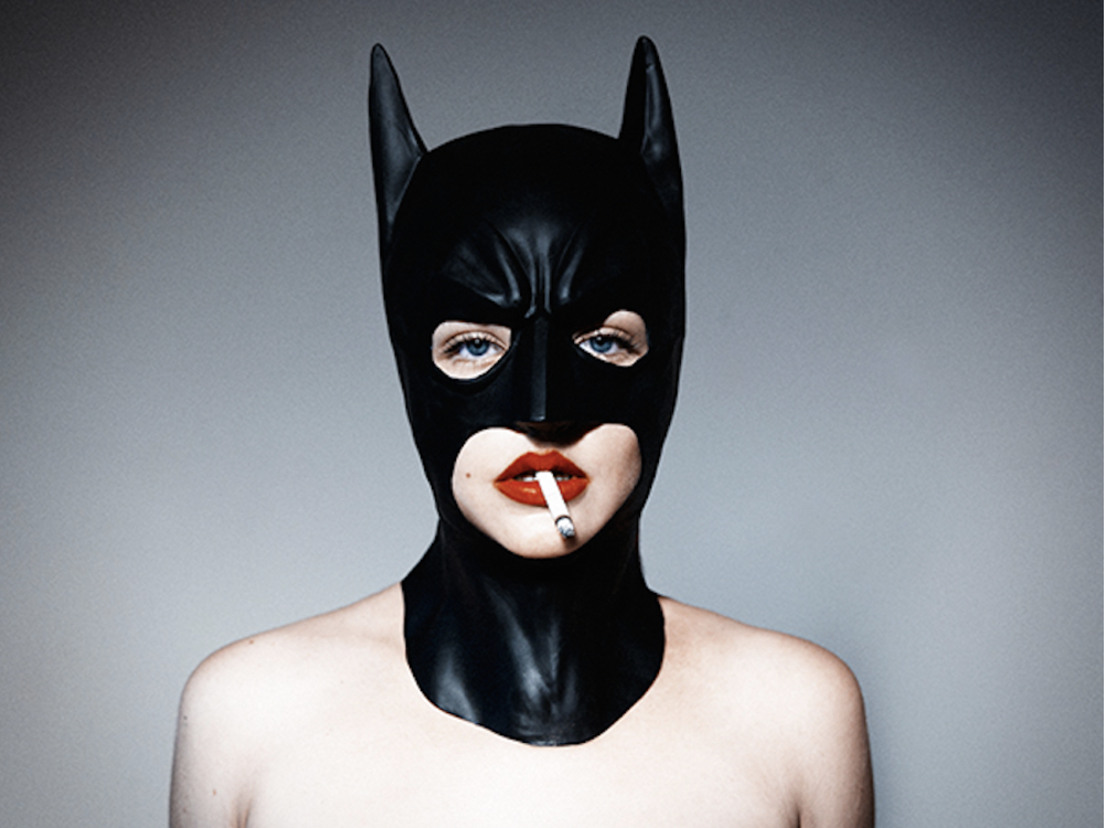 Batman by Tyler Shields