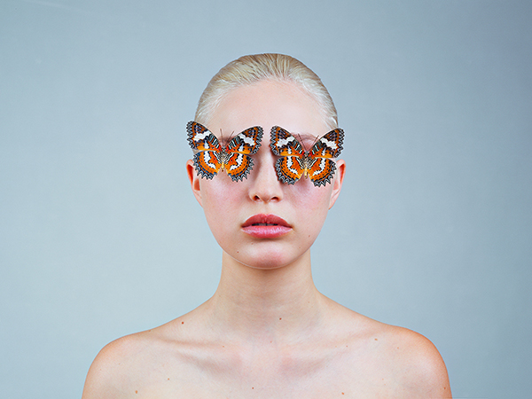 Butterflies by Tyler Shields