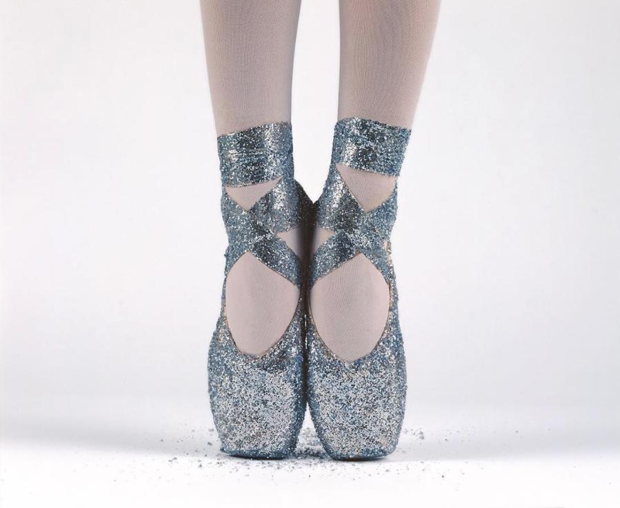 Glitter Ballet by Tyler Shields