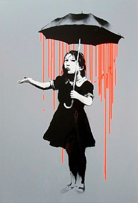 , Banksy: 20 Minutes or Less