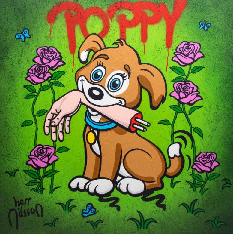 Poppy by Herr Nilsson