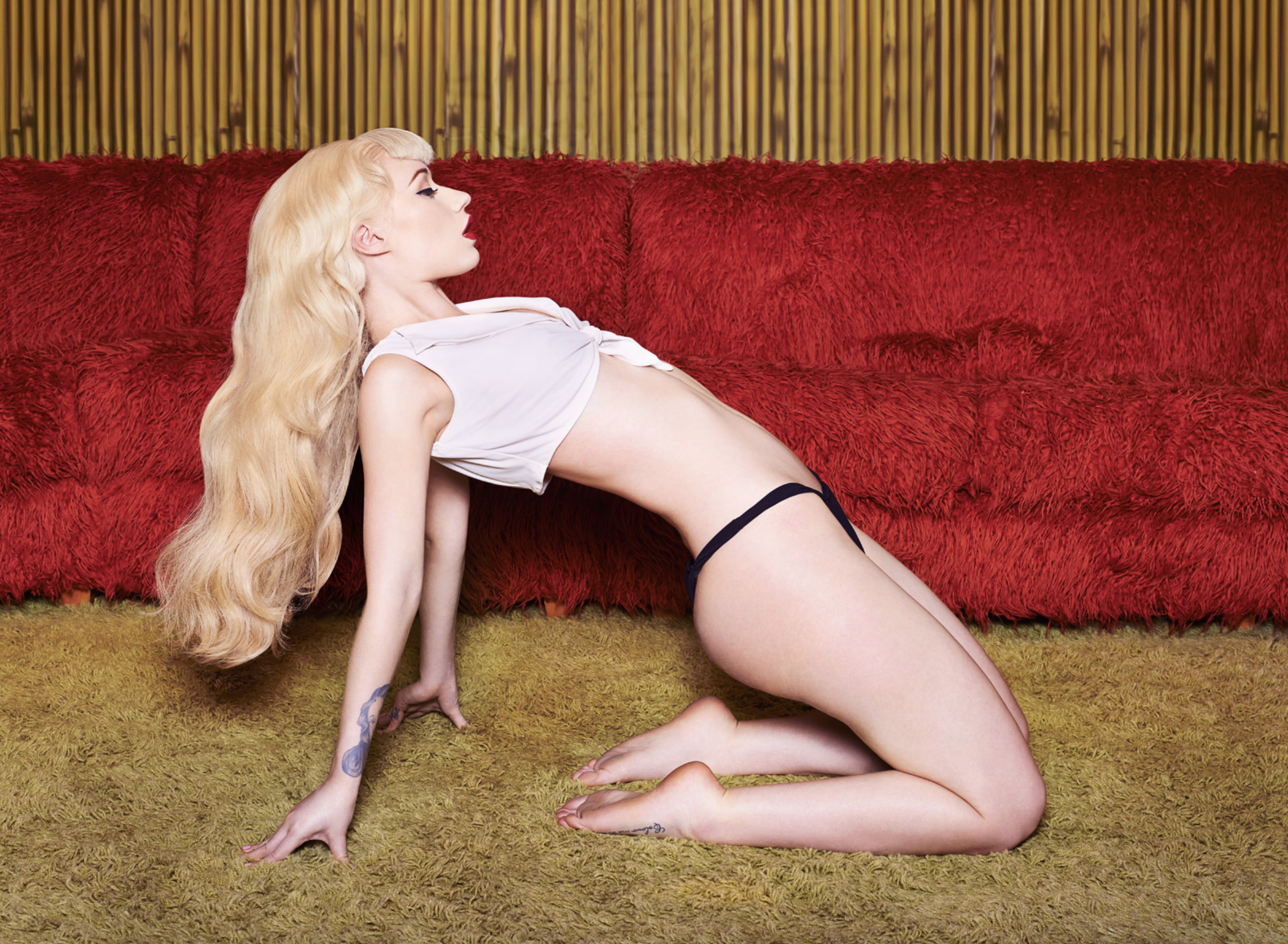Iggy Azalea by Gavin Bond