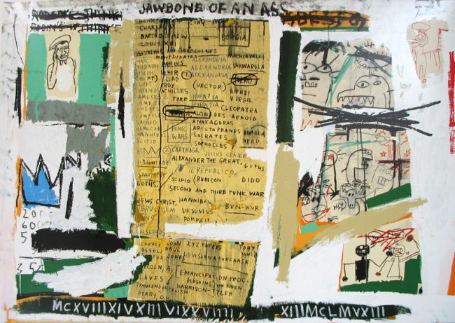 Jean-Michel Basquiat: Portfolio II, Jean-Michel Basquiat: Portfolio II