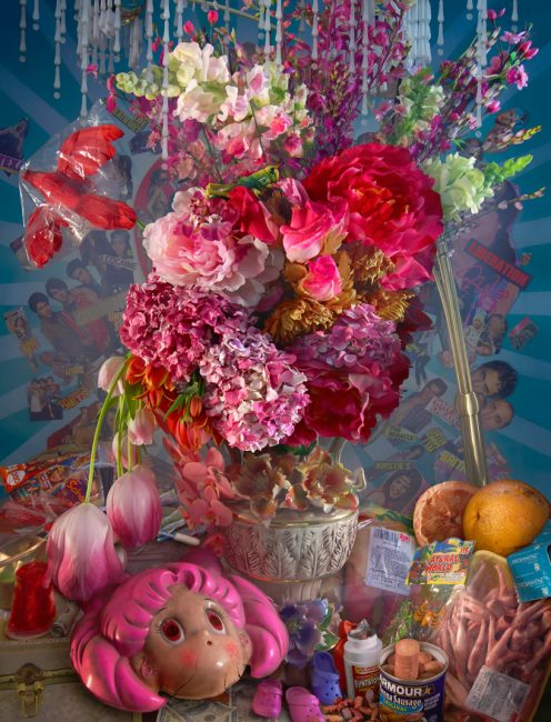 , David LaChapelle: Earth Laughs In Flowers