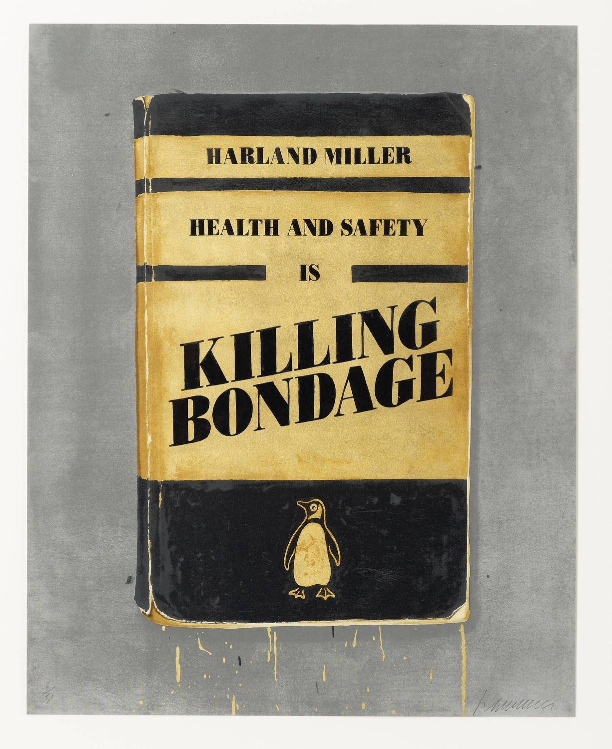 Killing Bondage By Harland Miller
