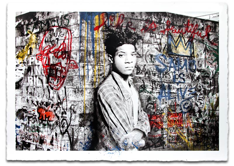 Samo is Alive by Mr.Brainwash