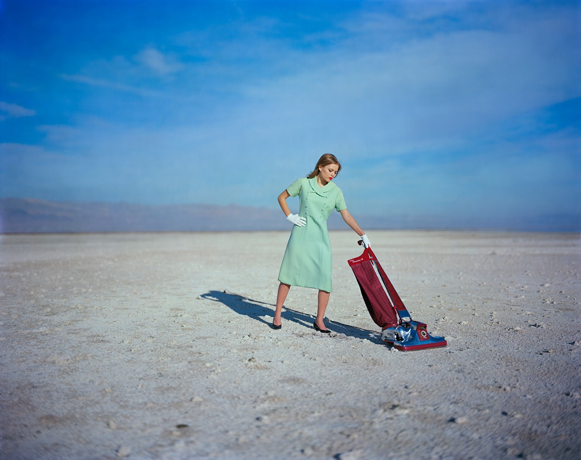 Vaccuum by Tyler Shields