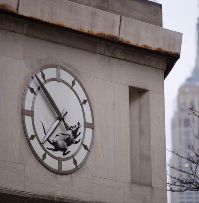 Banksy, Banksy's Latest New York Additions
