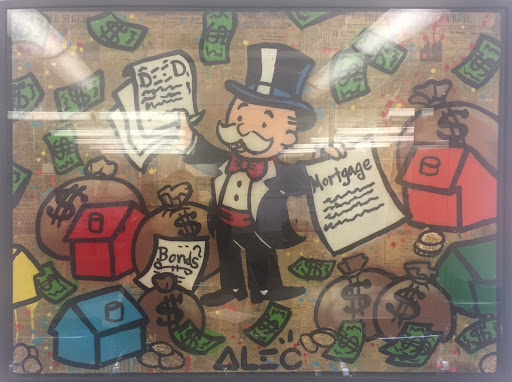 Mortgage by Alec Monopoly