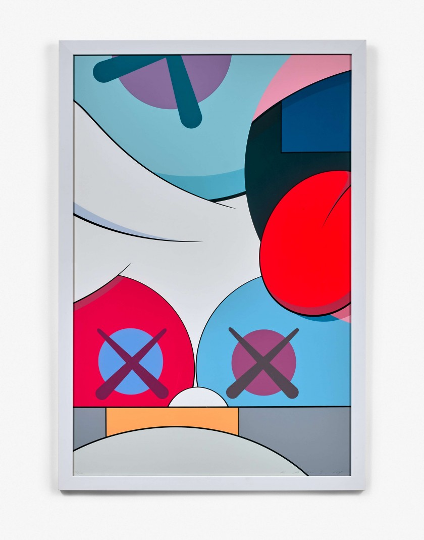 blame games 4 by kaws