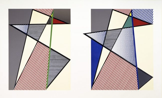 imperfect-diptych-roy-lichtenstein